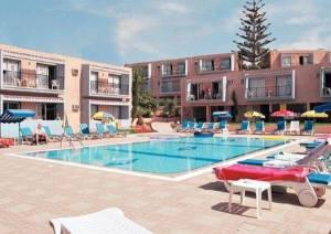 Горящий тур Eleana Hotel Apts 372029313, Айя Напа, Кипр - купить онлайн