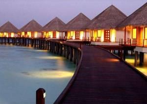 Горящий тур Adaaran Prestige Water Villas - купить онлайн
