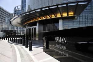 Горящий тур Armani Hotel Dubai - купить онлайн