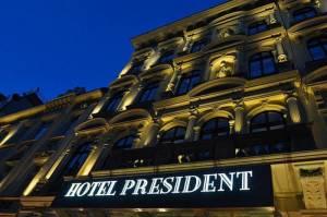 Горящий тур President Hotel - купить онлайн