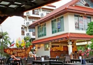 Горящий тур Ao Nang Sunset Hotel - купить онлайн