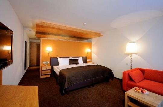 Отель Hotel Saalbacher Hof 4*,  - фото 6