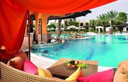 Отель Al Ain Rotana 5*,  - фото 2