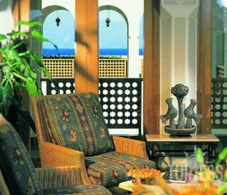 Отель The Oberoi Sahl Hasheesh 5*,  - фото 6