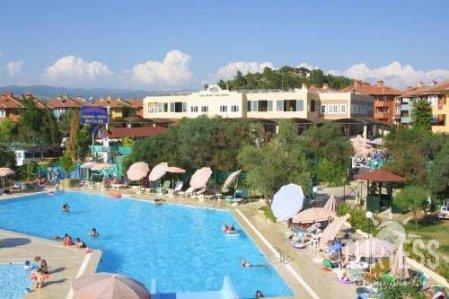 Отель Турция, Аланья, Club Green Fugla Beach 5862363 *,  - фото 1