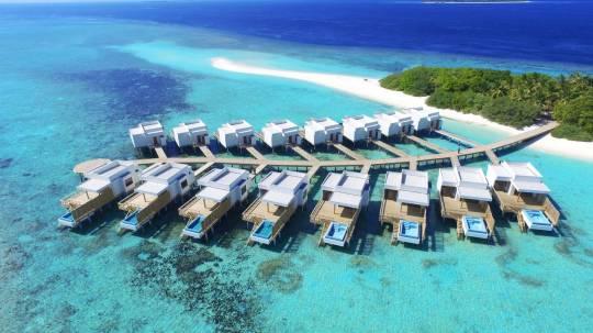 Отель Dhigali Maldives 5* deluxe *,  - фото 5