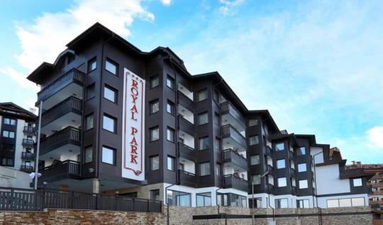 Отель Royal Park Bansko Resort & Spa (Apartment Part) 3*,  - фото 1