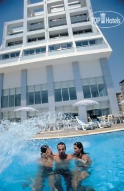 Отель Blue Garden Hotel 4*, Анталия, Турция 4*,  - фото 1