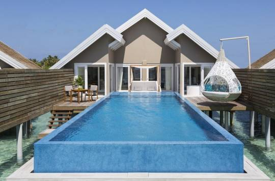 Отель Lux* South Ari Atoll Delux 5* *,  - фото 6