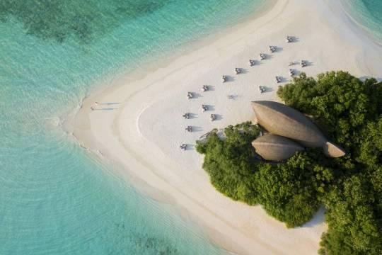 Отель Dhigali Maldives 5* deluxe *,  - фото 2