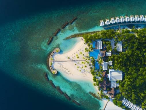 Отель Dhigali Maldives 5* deluxe *,  - фото 3