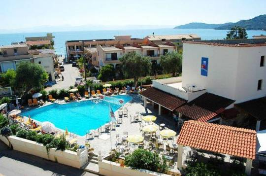Отель Afitis Hotel 4*,  - фото 1