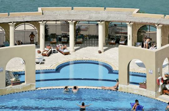 Отель The Three Corners Ocean View 4*,  - фото 3