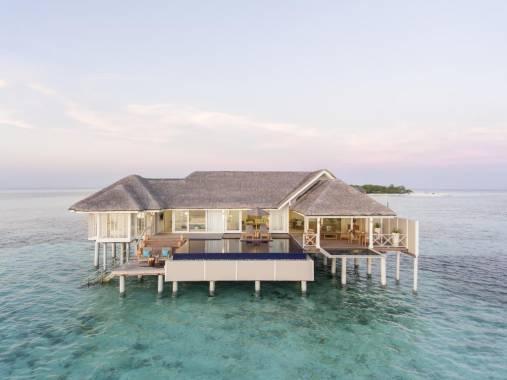 Отель Lux* South Ari Atoll Delux 5* *,  - фото 11