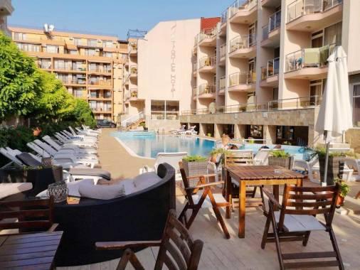 Отель Tropics 3*,  - фото 7