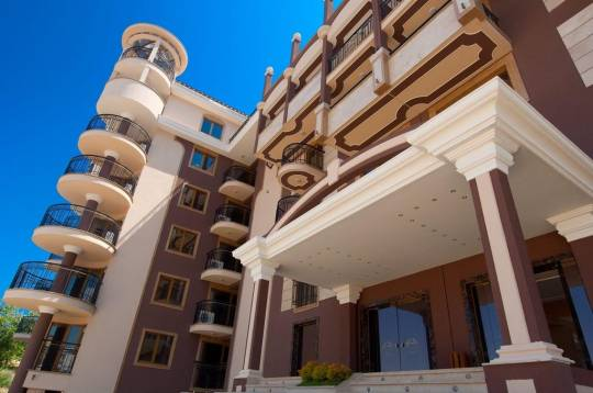 Отель Golden Rainbow Vip Residence 4*,  - фото 11