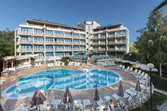 Отель Aquamarine Sunny Beach 4*,  - фото 2