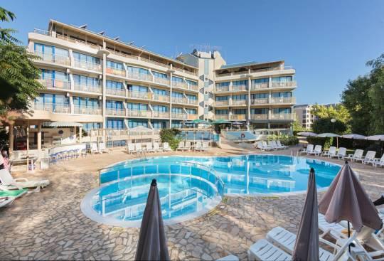 Отель Aquamarine Sunny Beach 4*,  - фото 3