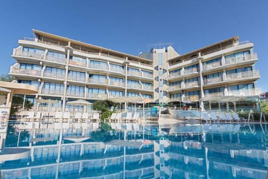 Отель Aquamarine Sunny Beach 4*,  - фото 4