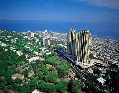 Отель Dan Panorama Haifa 4*,  - фото 1