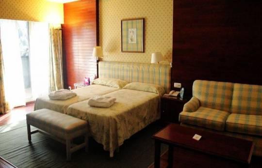 Отель Ahotels Piolets & Spa 4*,  - фото 5