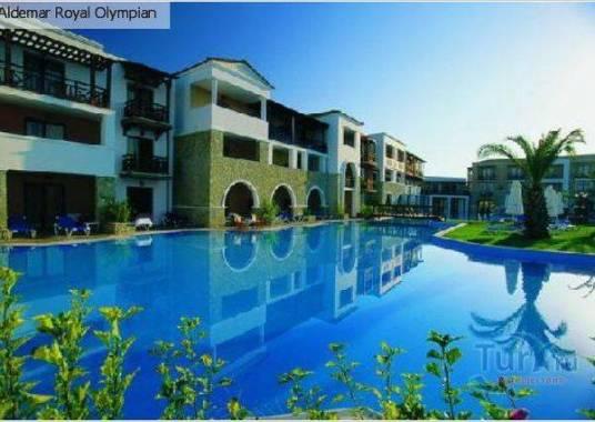 Отель Aldemar Royal Olympian 5*,  - фото 1