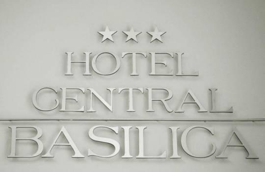Отель Central Basilica Hotel. 3*, Будапешт, Венгрия 3*,  - фото 1