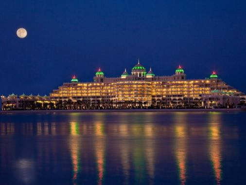 Отель Kempinski Hotel & Residences Palm Jumeira 5*,  - фото 19
