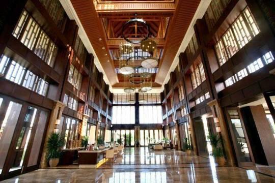 Отель Pullman Sanya Yalong Bay Resort & SPA 5*,  - фото 4