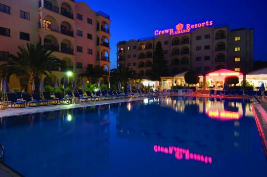 Отель Crown Resorts Elamaris 3*,  - фото 2