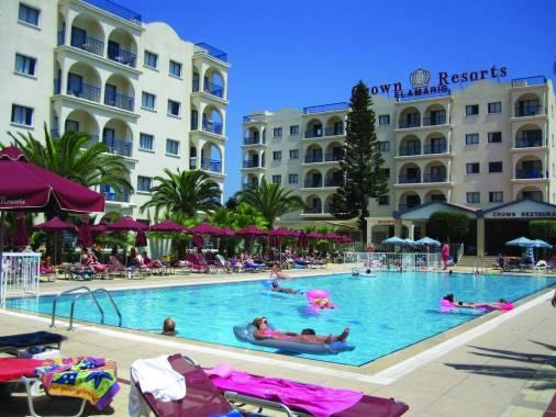 Отель Crown Resorts Elamaris 3*,  - фото 5