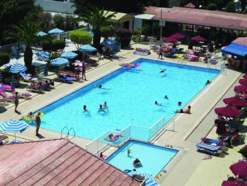 Отель Crown Resorts Elamaris 3*,  - фото 11