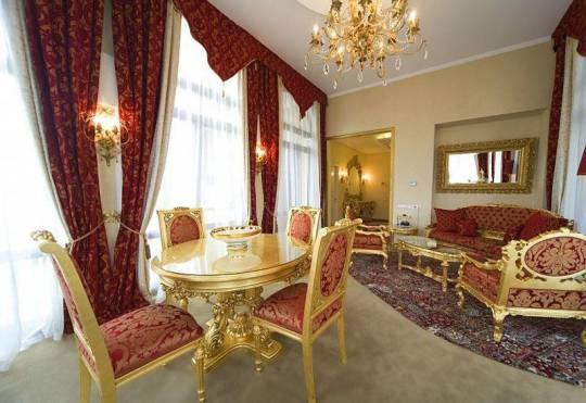 Отель Ambassador 4*,  - фото 9