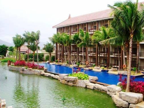 Отель Pullman Sanya Yalong Bay Resort & SPA 5*,  - фото 7