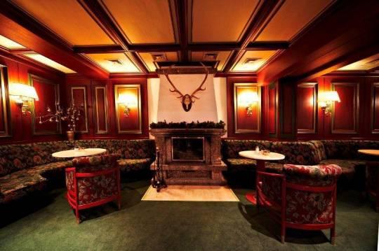 Отель Hotel Saalbacher Hof 4*,  - фото 16