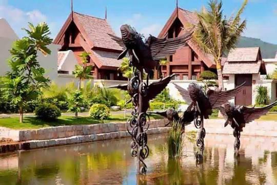 Отель Pullman Sanya Yalong Bay Resort & SPA 5*,  - фото 10