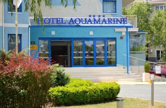 Отель Aquamarine Sunny Beach 4*,  - фото 12
