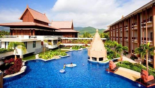 Отель Pullman Sanya Yalong Bay Resort & SPA 5*,  - фото 12