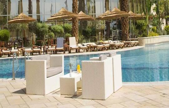 Отель Royal Rimonim Hotel Dead Sea 5*,  - фото 3