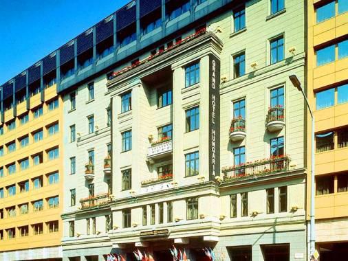 Отель Best Western Hungaria 4*,  - фото 1