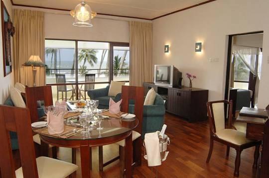 Отель Tangerine Beach 4*,  - фото 12