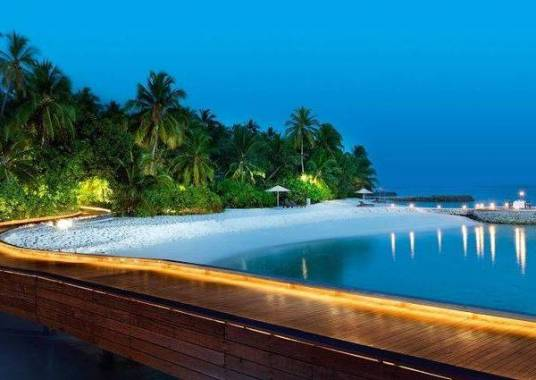 Отель Conrad Maldives Rangali Island Delux  5*,  - фото 1