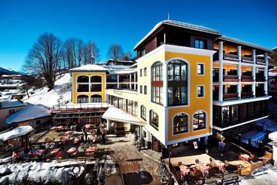 Отель Hotel Saalbacher Hof 4*,  - фото 2