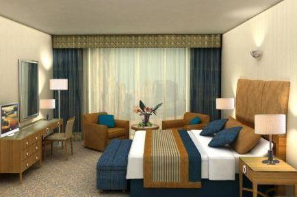 Отель Al Ain Rotana 5*,  - фото 9