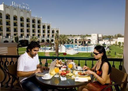 Отель Al Ain Rotana 5*,  - фото 13