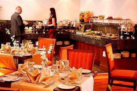 Отель Al Rawda Arjaan 4*,  - фото 3
