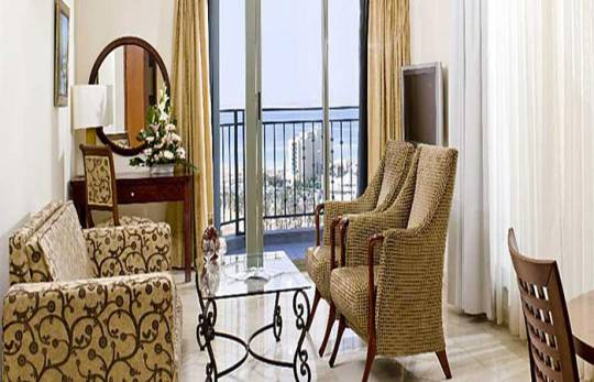 Отель Royal Rimonim Hotel Dead Sea 5*,  - фото 4