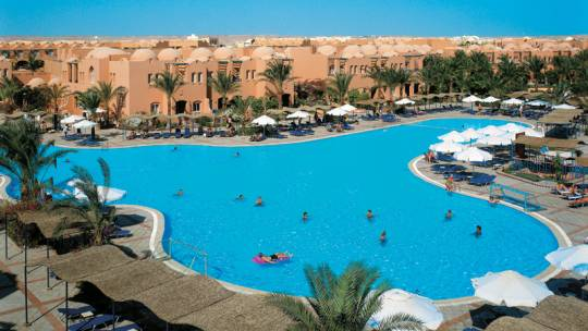 Отель Jaz Makadi Oasis Resort 5*, Абзаково - фото 1