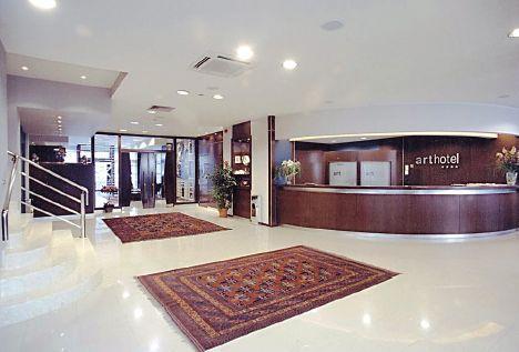 Отель Art Hotel 4*,  - фото 2