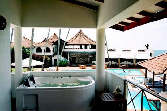 Отель Dickwella Village Resort 3*,  - фото 11